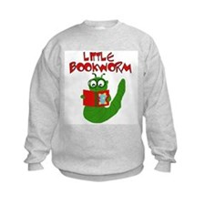 Little Bookworm Sweatshirt
