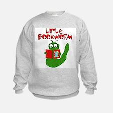 Little Bookworm Sweatshirt