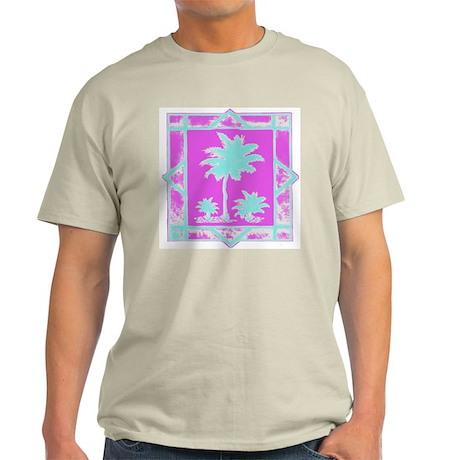 Lilly Palms Ash Grey T-Shirt