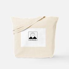 eat,sleep, prey Tote Bag