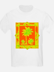 Lilly Palms  Kids T-Shirt