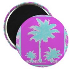 Lilly Palms Magnet
