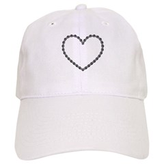 Chain Heart Baseball Cap