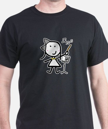 Girl & Conductor T-Shirt