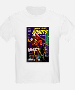 March of the Robots T-Shirt
