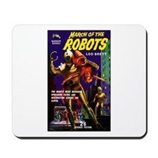 March of the Robots Mousepad