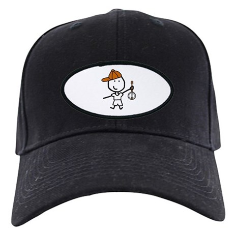 Boy & Banjo Black Cap