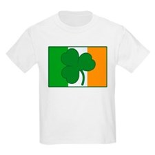 Shamrock Ireland Flag T-Shirt