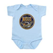 US Navy NCIS Infant Bodysuit