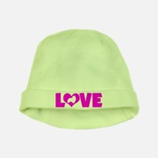 LOVE SHELTIE baby hat