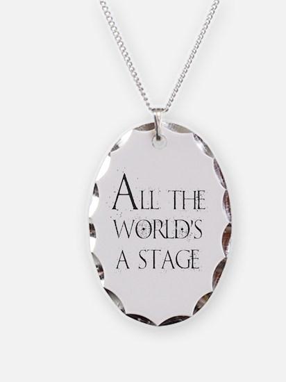 Theatre Necklace