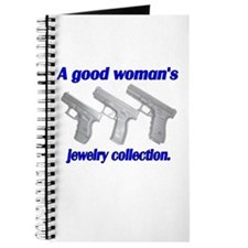 A Good Woman's jewelry collec Journal