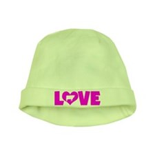 LOVE COWS baby hat