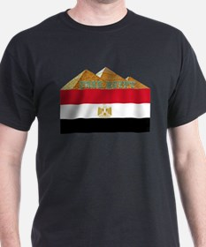 Free Egypt Flag T-Shirt