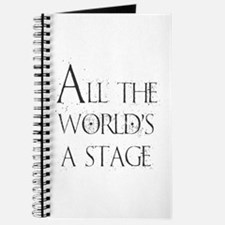 All the Worlds a Stage Journal