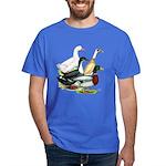 Duck Quartet Dark T-Shirt