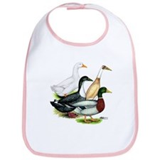 Duck Quartet Bib