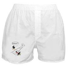 Anna Karenina Boxer Shorts