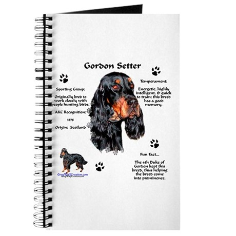 Gordon 1 Journal
