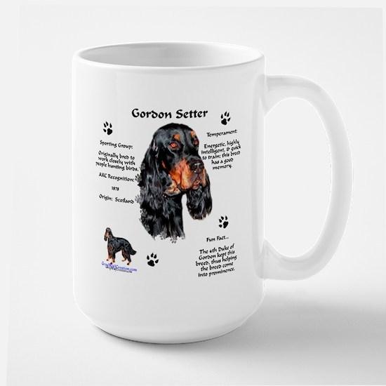 Gordon 1 Large Mug