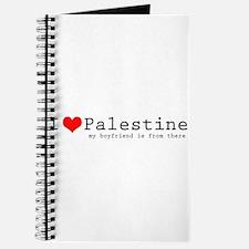 I love Palestine (heart) Journal