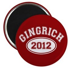 "Gingrich 2012 2.25"" Magnet (100 pack)"