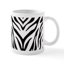 Zebra Animal Print Small Mugs