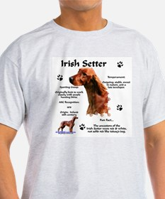 Irish Setter 1 Ash Grey T-Shirt