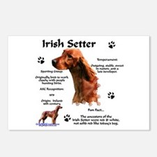 Irish Setter 1 Postcards (Package of 8)