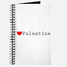 I (lheart) Palestine Journal