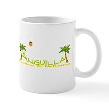 Cute Anguilla Mug