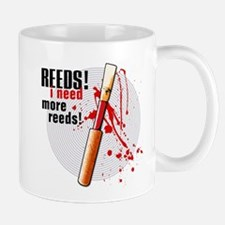 Need more Oboe Reeds! Small Mug