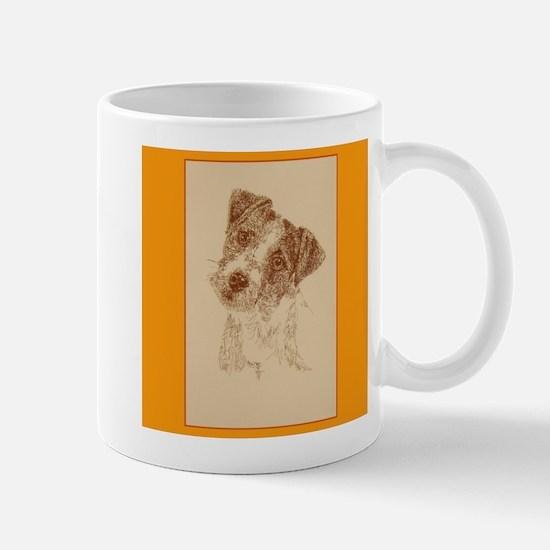 Jack Russell Terrier Rough Mug
