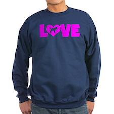 LOVE SCHNOODLE Sweatshirt