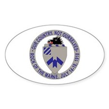 DUI - 2nd Bn - 30th Infantry Regt Decal
