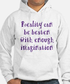 Reality Can be Beaten Hoodie