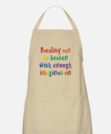 Reality Can be Beaten Apron