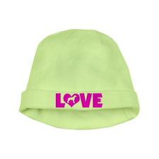 LOVE RHODESIAN RIDGEBACK baby hat