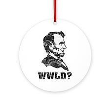 WWLD Ornament (Round)