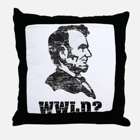 WWLD Throw Pillow