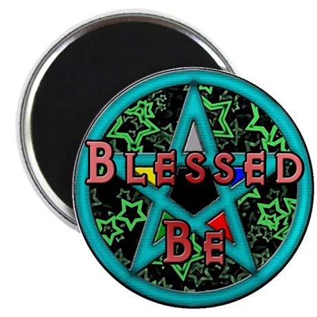 "Blessed 2.25"" Magnet (100 pack)"