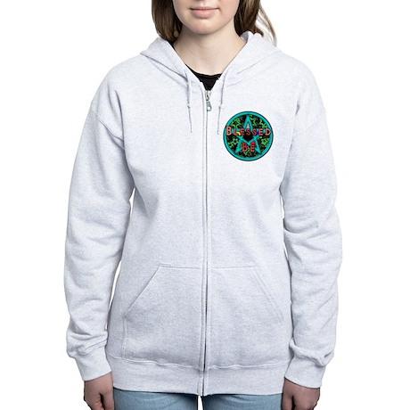 Blessed Women's Zip Hoodie