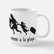 Vamos a la Playa Mug