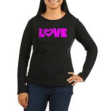 LOVE PBGV T-Shirt