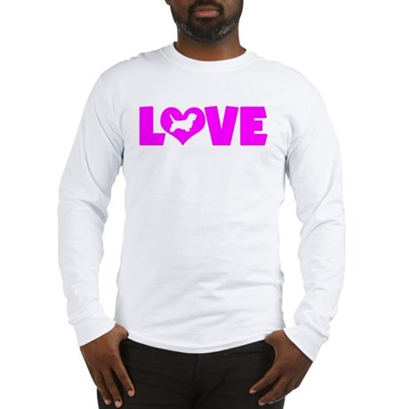 LOVE PBGV Long Sleeve T-Shirt