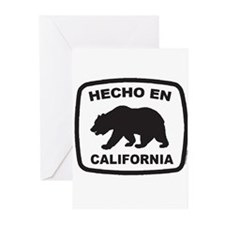 Cute Made in california Greeting Cards (Pk of 10)