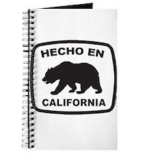 Cute Made in california Journal