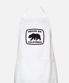 Cute Made in california Apron