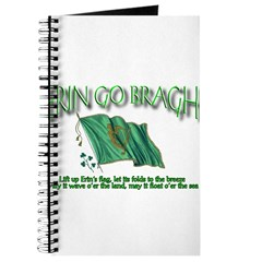 Erin Go Bragh Journal