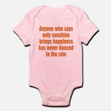 Dance in the Rain Infant Bodysuit